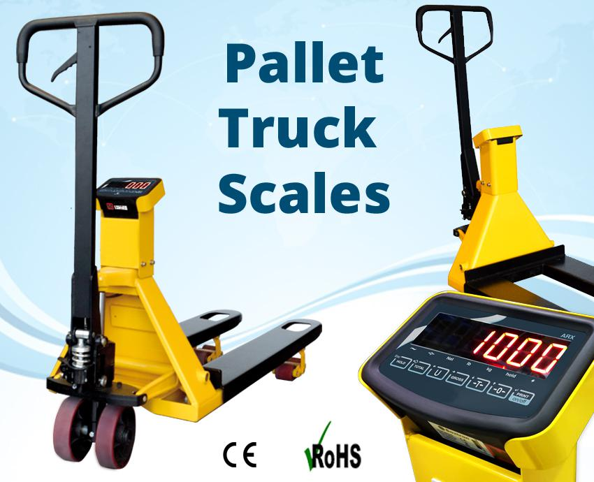 Image for Pallet Truck Scales
