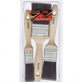 Petersons Predator Synthetic Paint Brush (3-pack)