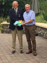 Past President's Prize: John McGrath
