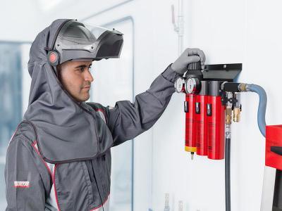 SATA-filtration
