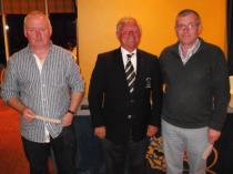 Foursomes Matchplay Runners-Up