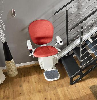 Platinum Horizon Straight Stairlift ( Request Pricing )