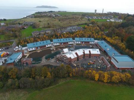 project by LMC Engineering: HSE Portrane Special Care Unit