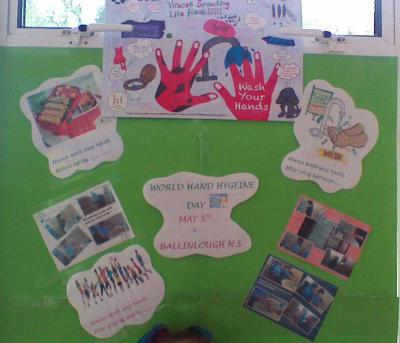 Hand Hygiene Day May 5th