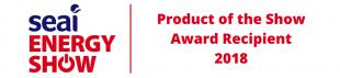 SEAI Product of the Show Award Recipient 2018