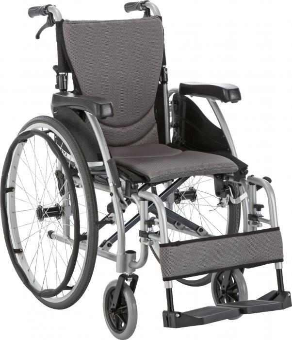 Ergo 125 self propel wheelchair