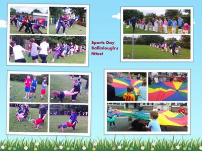 Physical Activity/Sports day