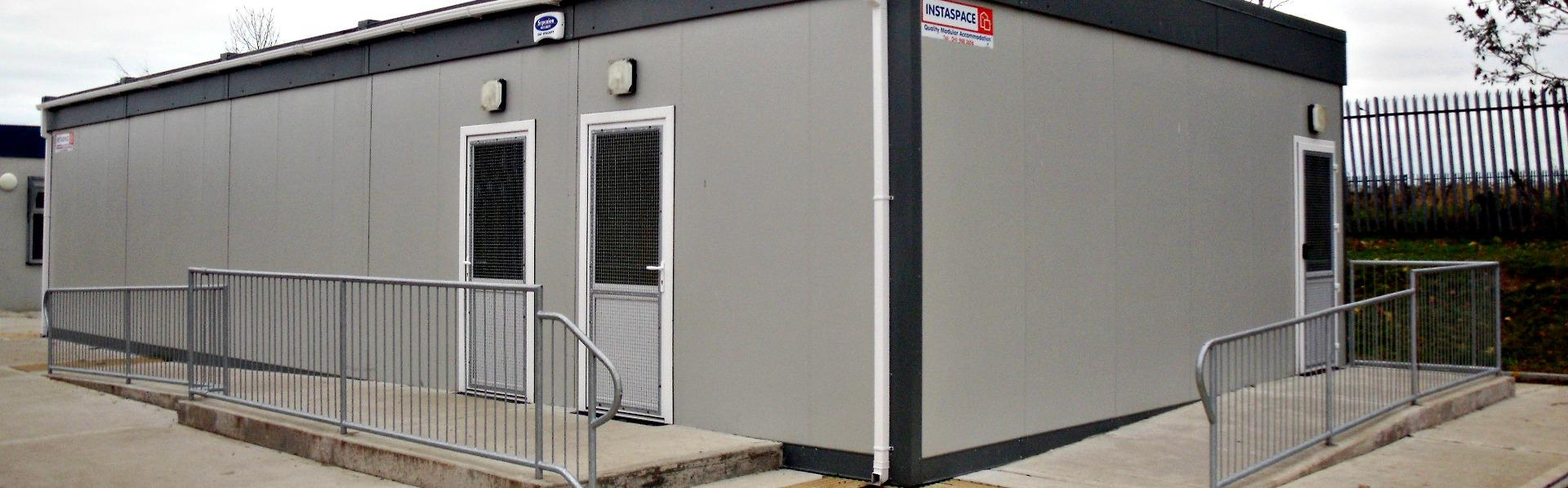 Instaspace provided a solution for Changing Facility, Wicklow