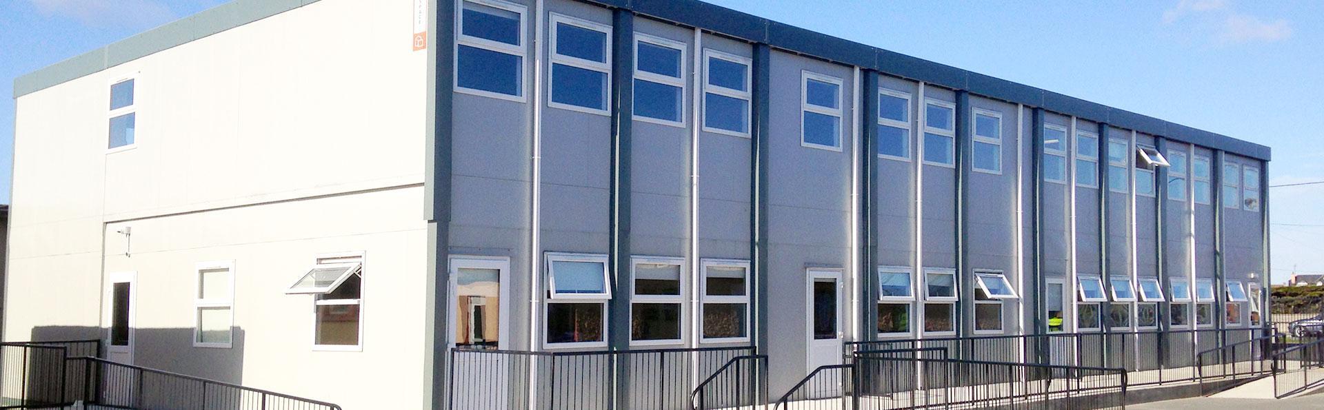 Instaspace provided a solution for St. Joseph's Secondary School, Dublin
