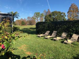 Private Sun Bathing Garden