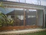 Teak Sliding Windows 1