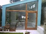 Teak Sliding Windows 4