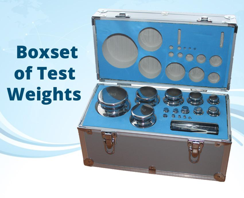 Image for Test Weight Boxset
