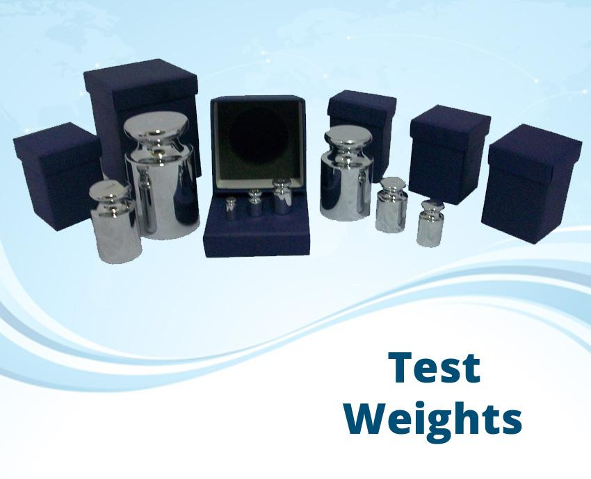 Image for Nickel Plated Brass Test Weights