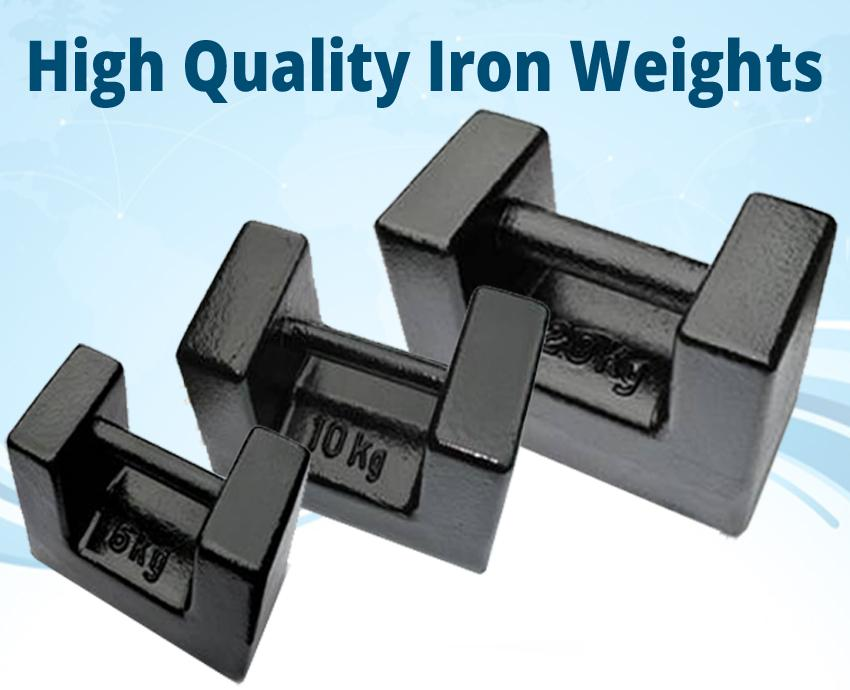 Image for Quality Iron Test Weights