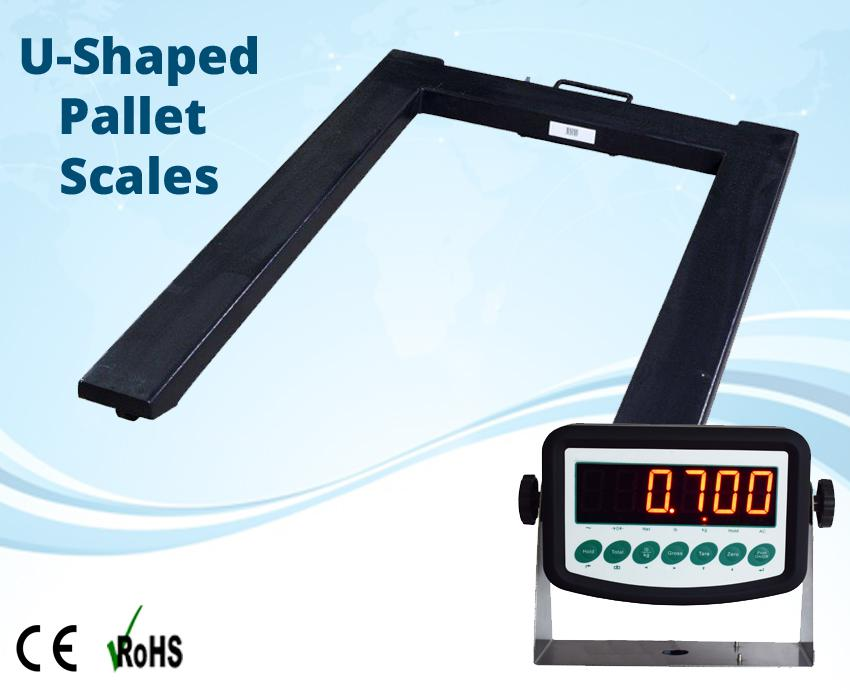 Image for U-Shaped Pallet Scales