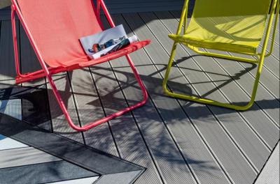 Outdoor Living with UPM ProFi Decking