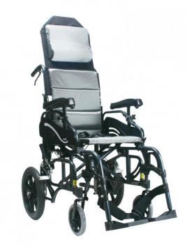 VIP-515 Transit Reclining Wheelchair