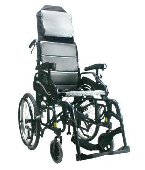 VIP-515 Self Propel Reclining Wheelchair