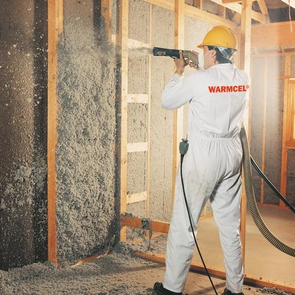 Warmcel Eco Friendly Cellulose Insulation