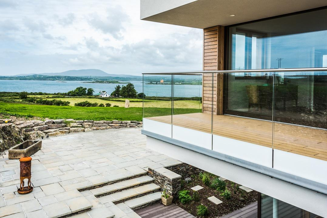 case study in the uk west cork passive house