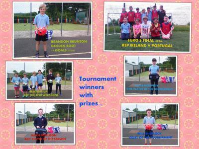 Physical Activity/Euros tournament