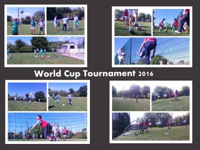Physical Activity/Euro tournament
