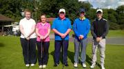 Headfort Club Classic Junior Team with Pro Brendan McGovern